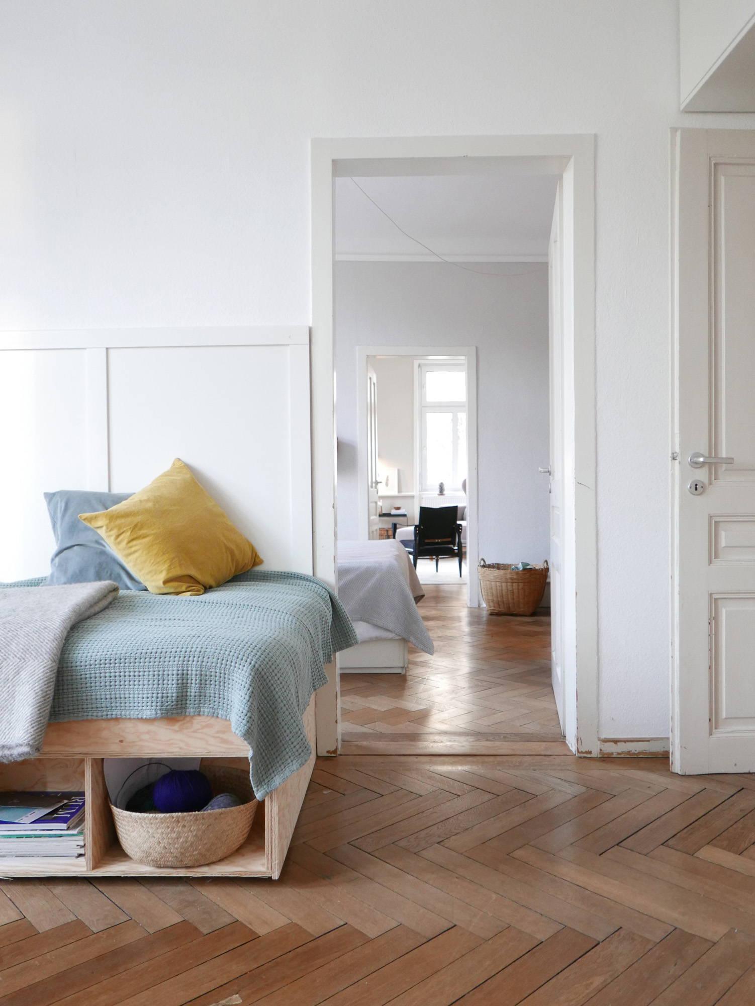 Altbauwohnung Wohnliches Gästezimmer Einrichten