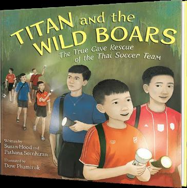 Titan and the Wild Boars