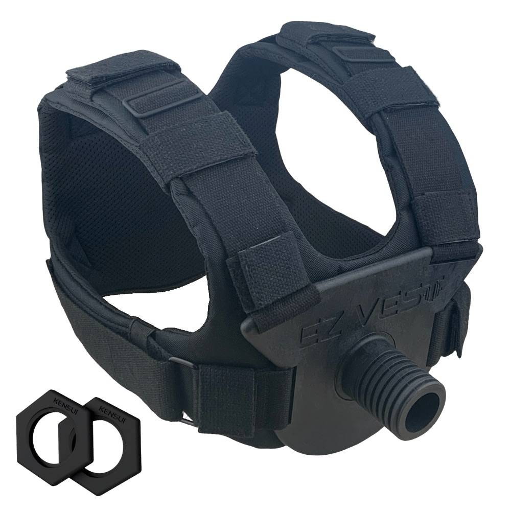 weighted vest with plates