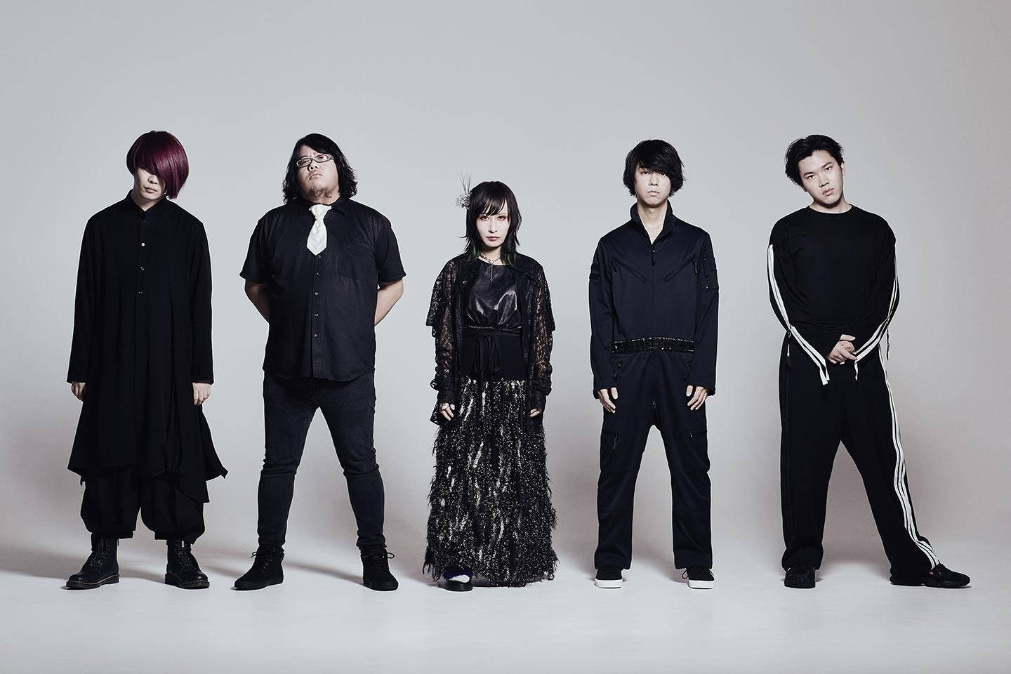 Lie and a Chameleon band (嘘とカメレオン)