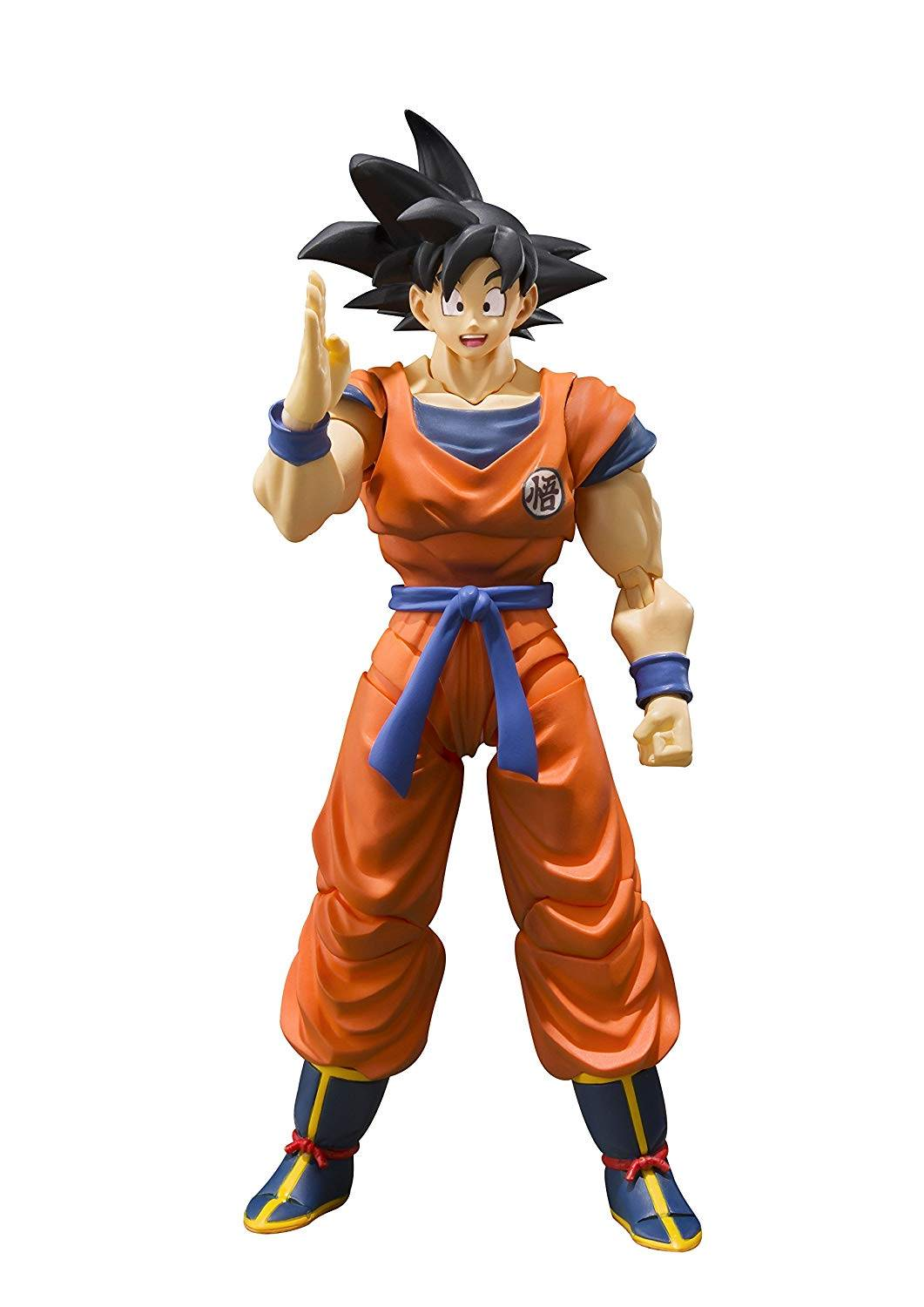 Goku A Saiyan Raised On Earth SH Figuarts