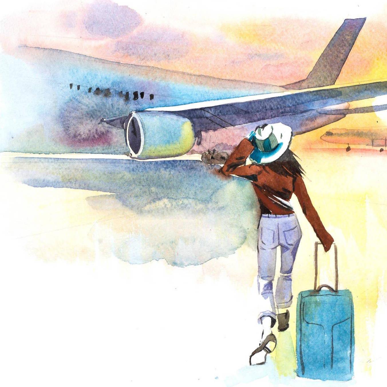 Air Travel as a Trans Woman