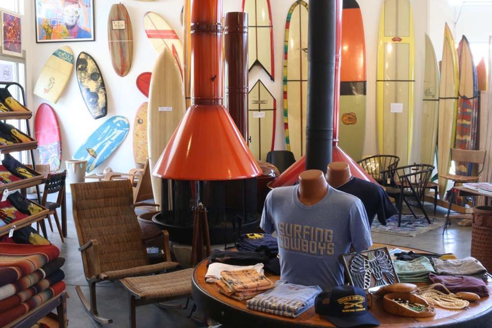 Surfing Cowboys Store Mar Vista CA