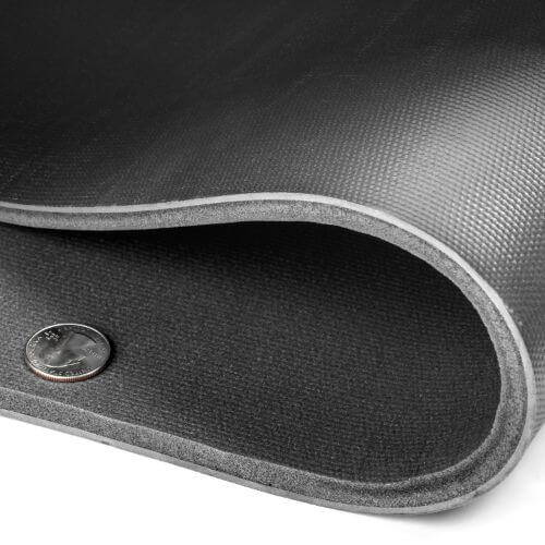 Luxury Liner Pro noise barrier