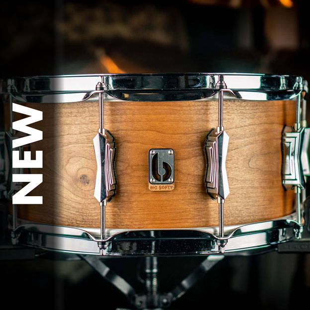 NEW SNARE DRUMS