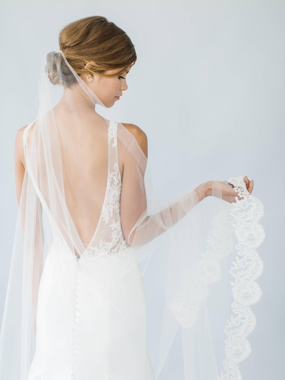 Ampersand Bridal Tuscany Veil