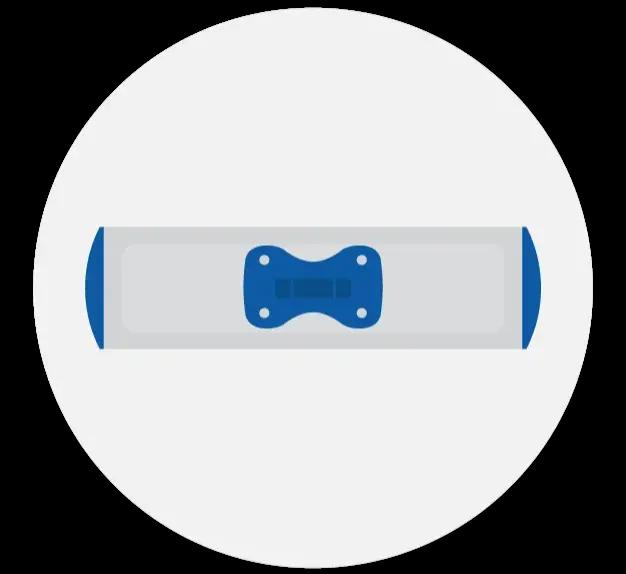 microfiber dust mop frame