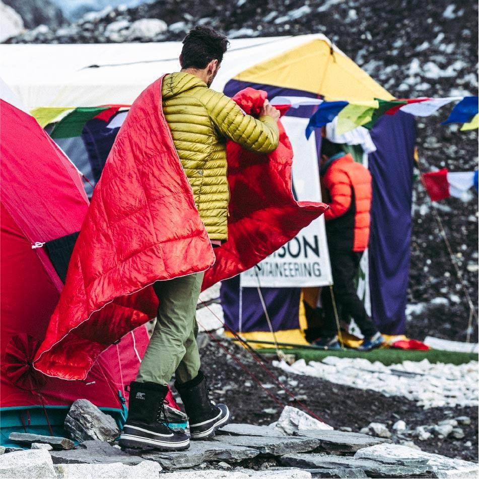 Mountaineer Blanket | Rumpl