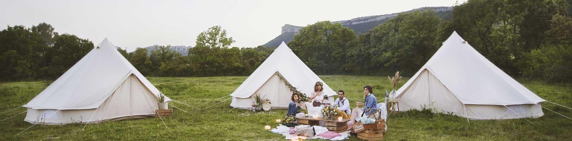 location de tentes pour mariage