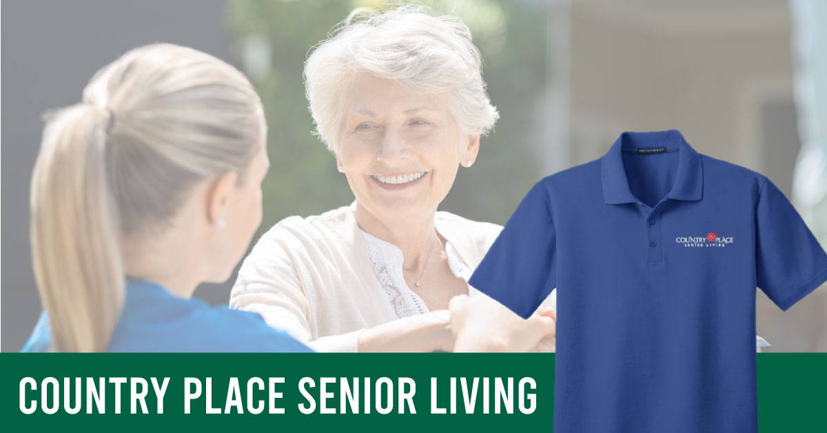 Custom Webstore for Country Place Senior Living