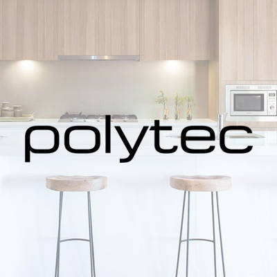 Polytec used in our flat pack kitchens, The Blue Space
