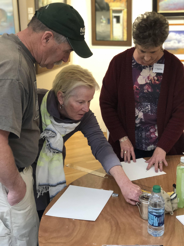BJ Briner Workshop. Sorrel Sky Gallery. Artist Workshops. Artist Workshop. Sorrel Sky Workshop. Santa Fe Art Gallery. Santa Fe Workshop. Durango Workshop.