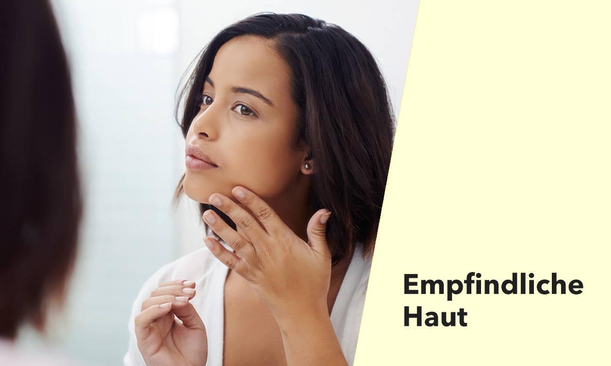 Empfindliche Haut: Ursachen und natürliche Pflege | Five Skincare