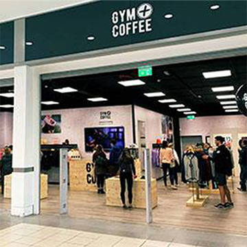 Gym+Coffee Limerick Clubhouse Athleisure Store