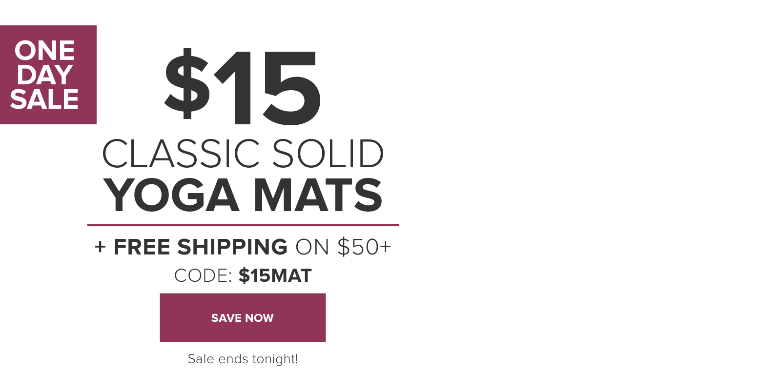 shop the classic mat sale