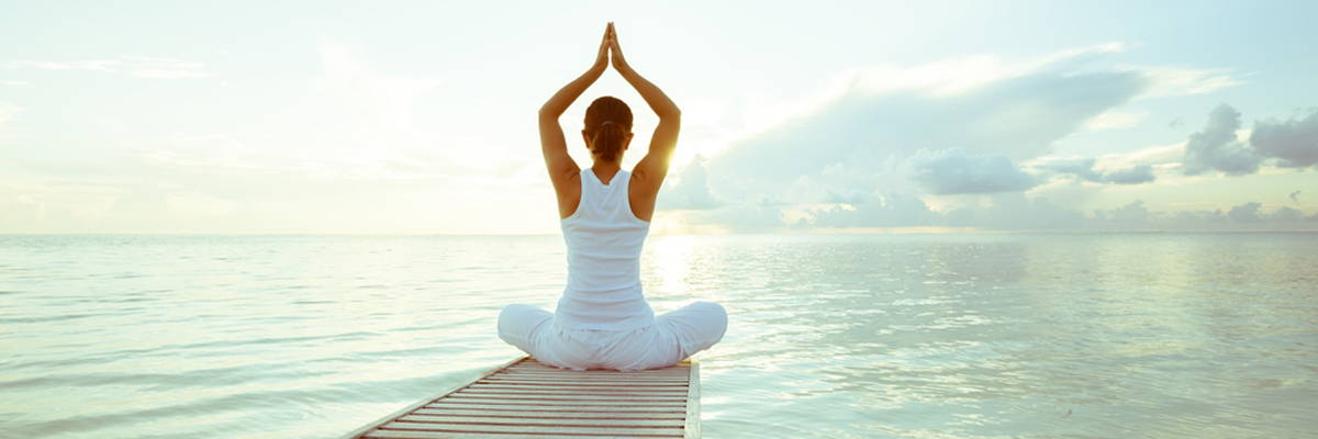 Meditation und Yoga sind gute Maßnahmen gegen Stress