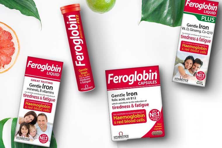 Feroglobin Product Collection