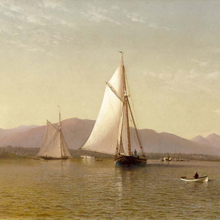 Francis Augustus Silva Art
