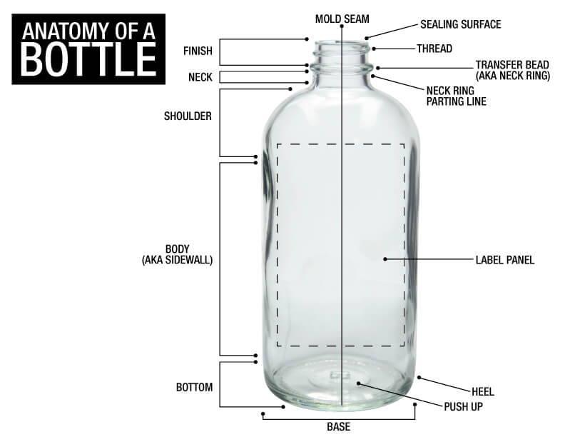 Anatomy Of A Bottle