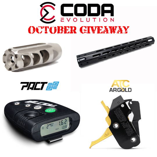 Coda Evolution & Tifosi Giveaway Winner