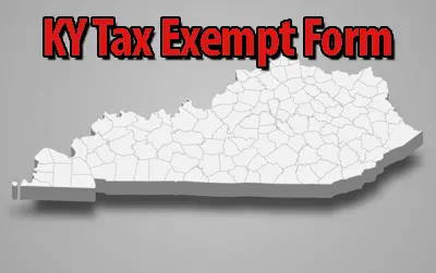 KY Tax Exempt Certificate