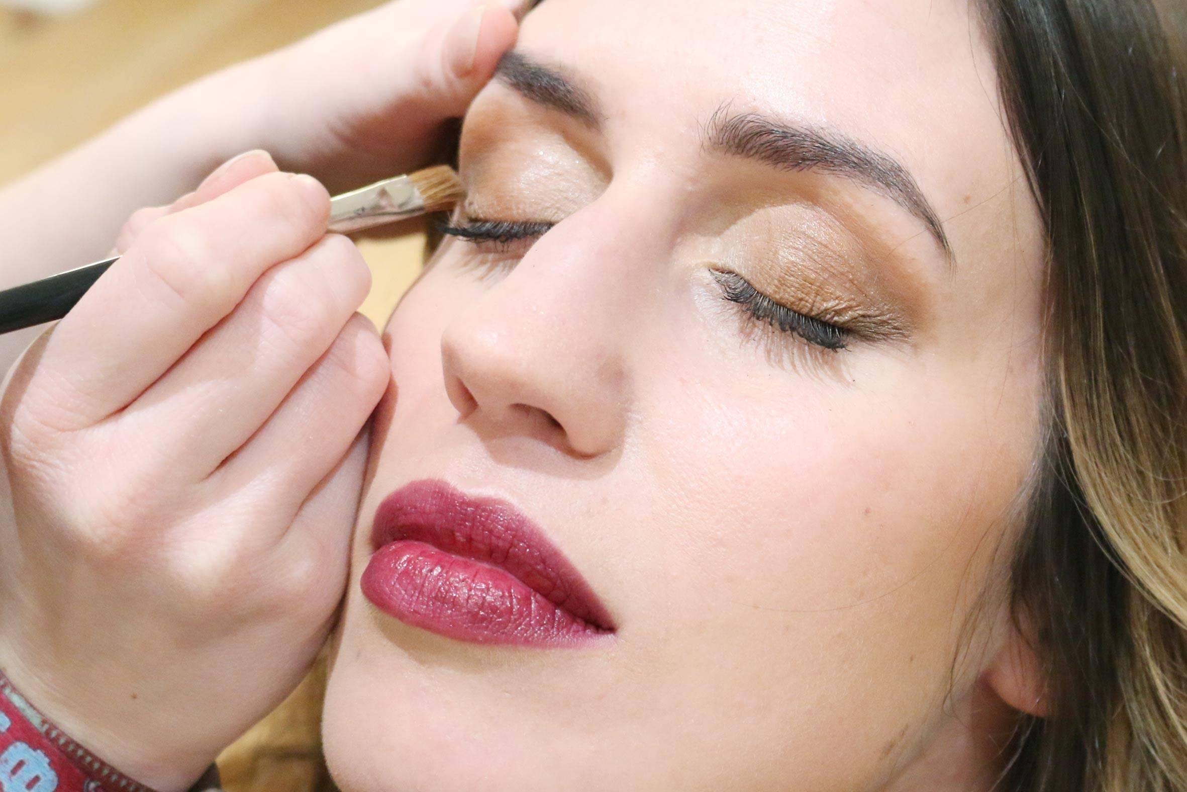abend make-up in berlin friedrichshain für dein event