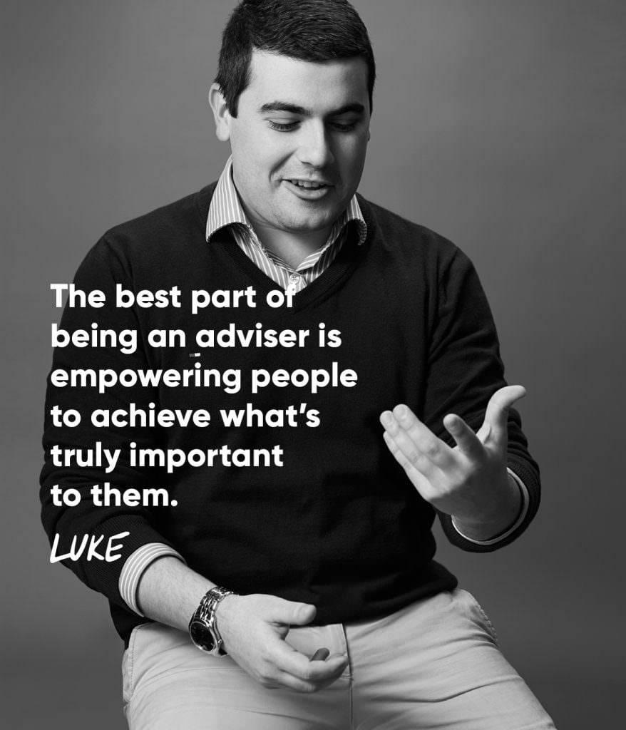 Luke Mase, Adviser