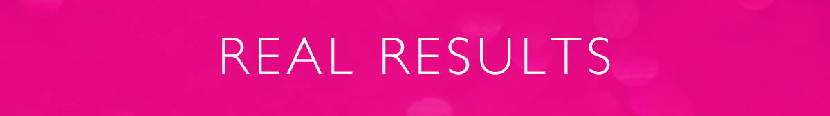 real results page heading banner