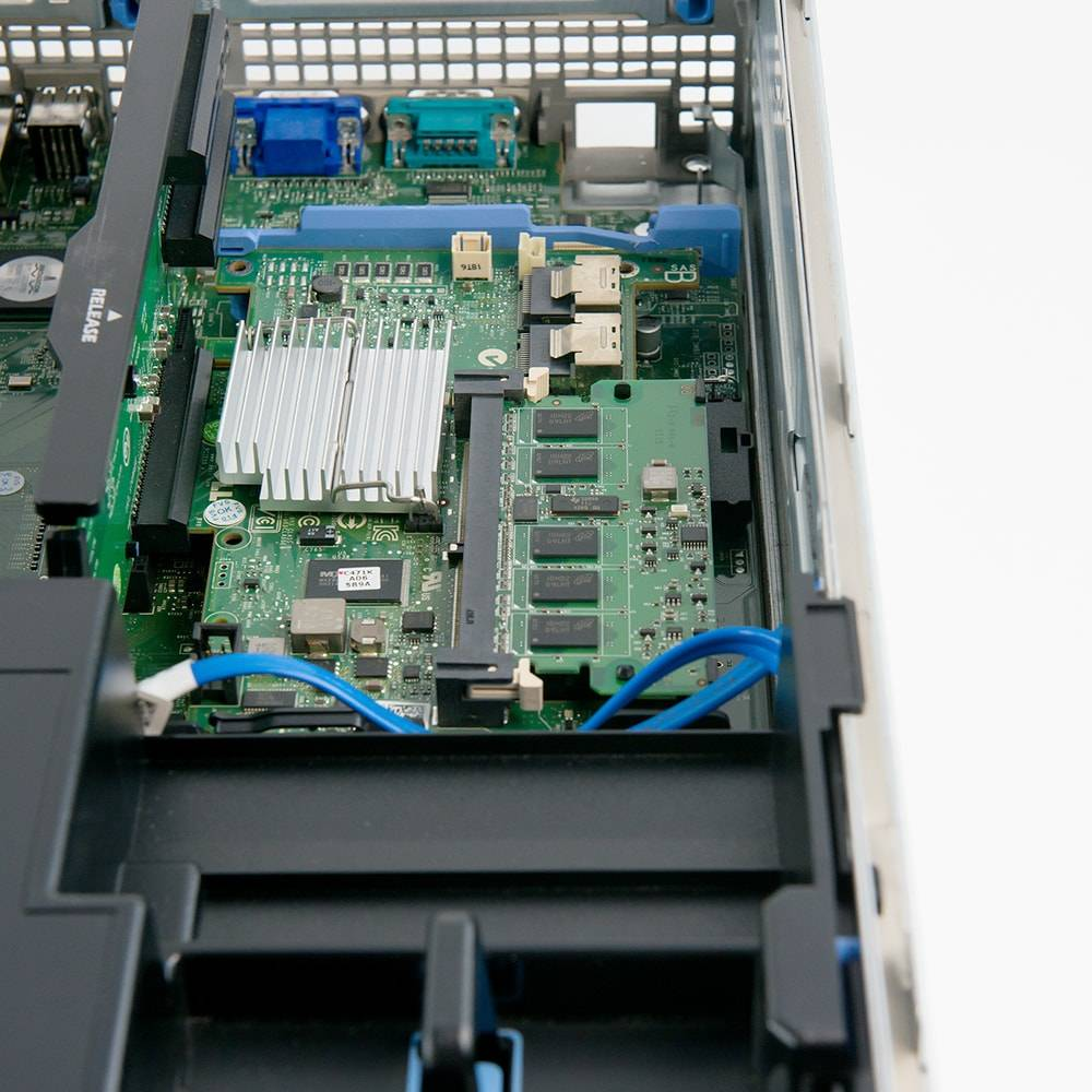 Installing a Storage Controller on the Dell PowerEdge R710