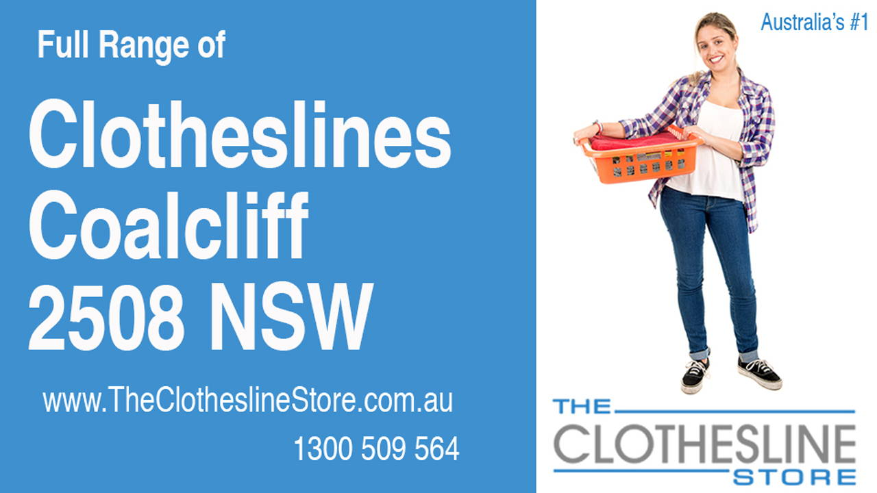New Clotheslines in Coalcliff 2508 NSW