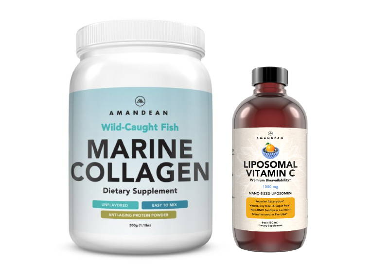 Beauty Collagen Liposomal Vitamin C