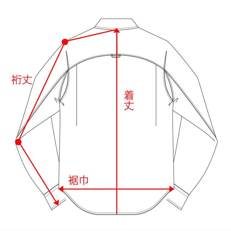 RIDGE MOUNTAIN GEAR(リッジマウンテンギア)/ビッグポケットロングスリーブシャツ/ホワイト×ブラック/MENS