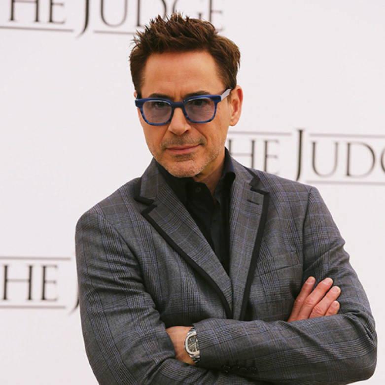 Robert Downey Jr Patek Philippe Timepiece