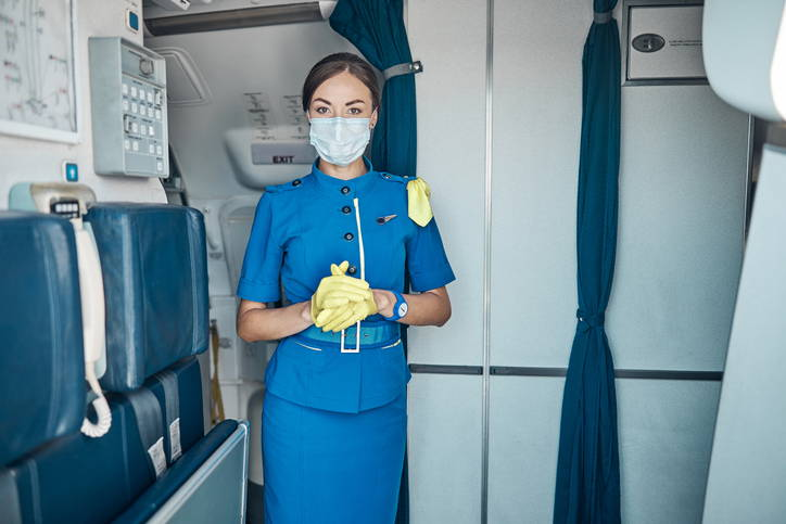 PPE Kits for AIRLINES & CRUISE SHIPS