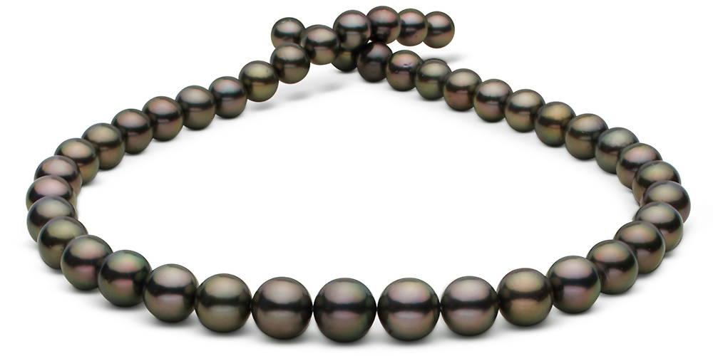Pearl Colors: Black Tahitian Pearls