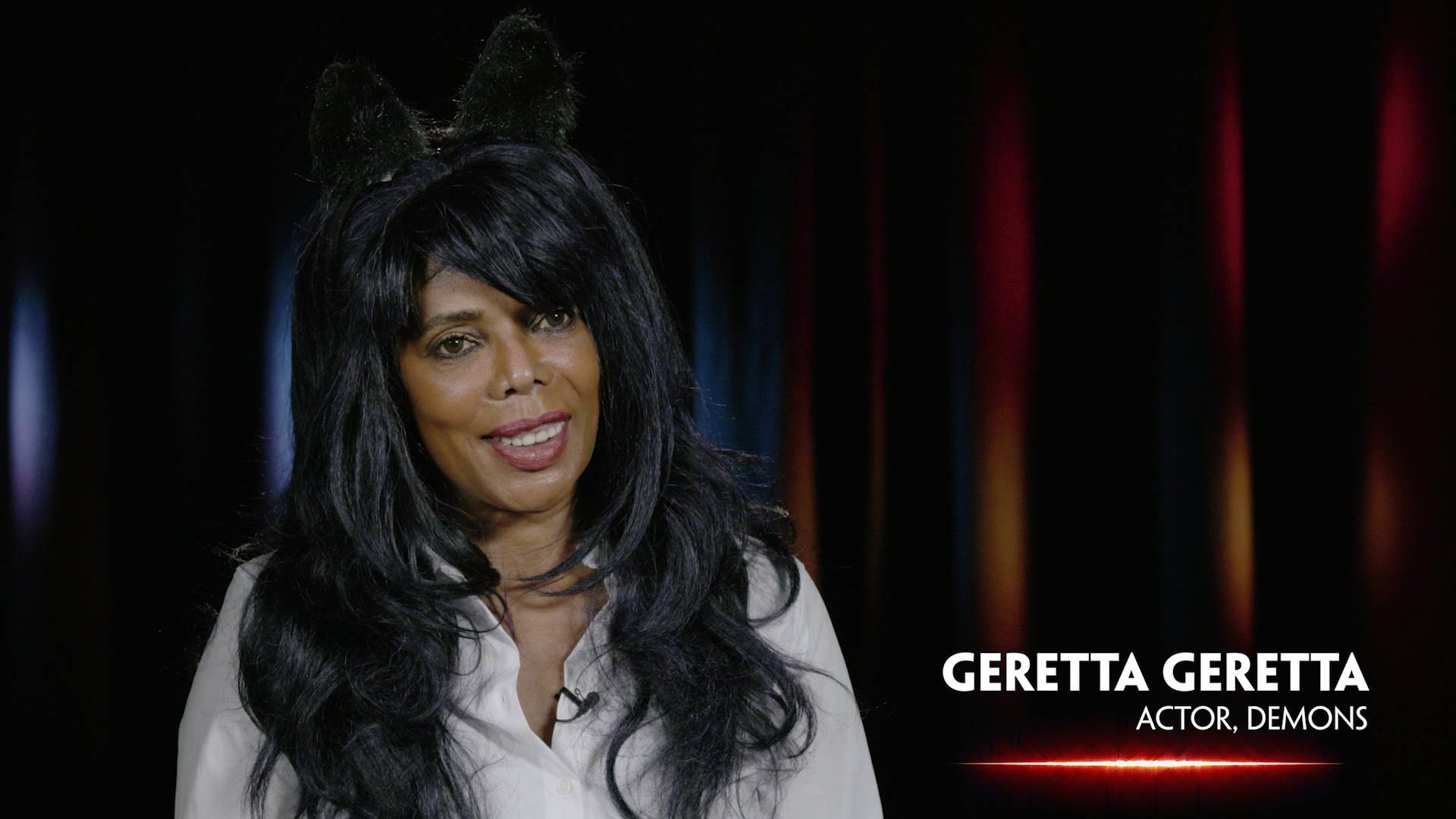 In Search of Darkness Part II: Geretta Geretta interview