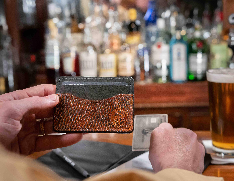 exotic wallet