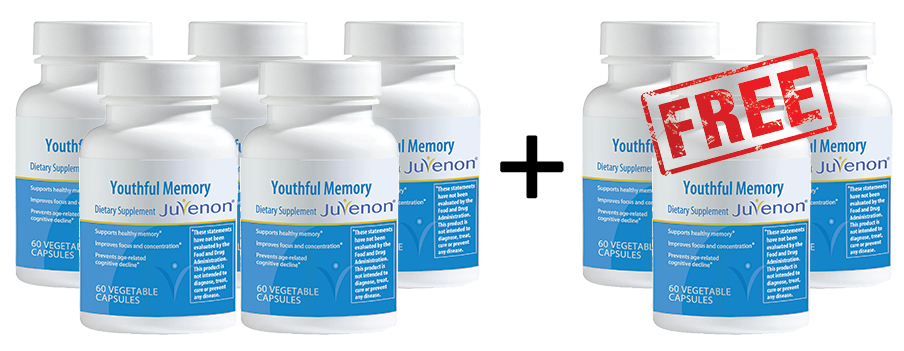 Youthful Memory Buy 5 Get 3 Free