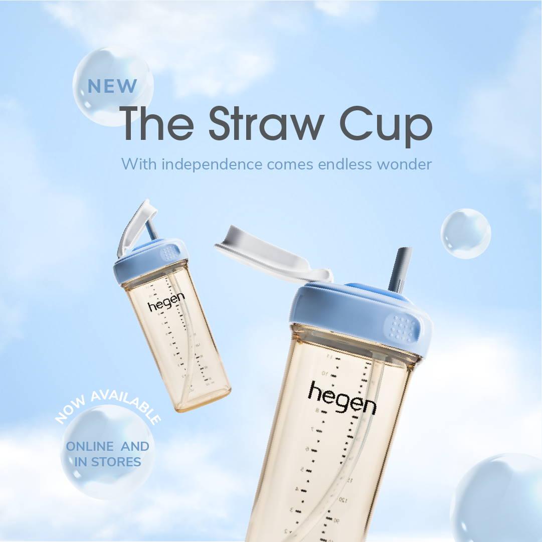 hegen straw cup