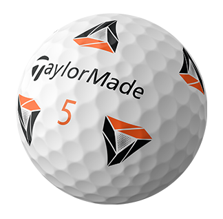 TaylorMade TP5x pix Golf Ball Hero