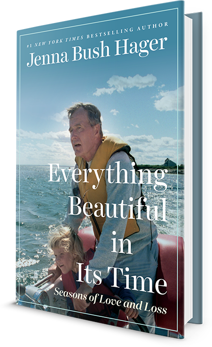 Everything Beautiful in Its Time Book Jacket