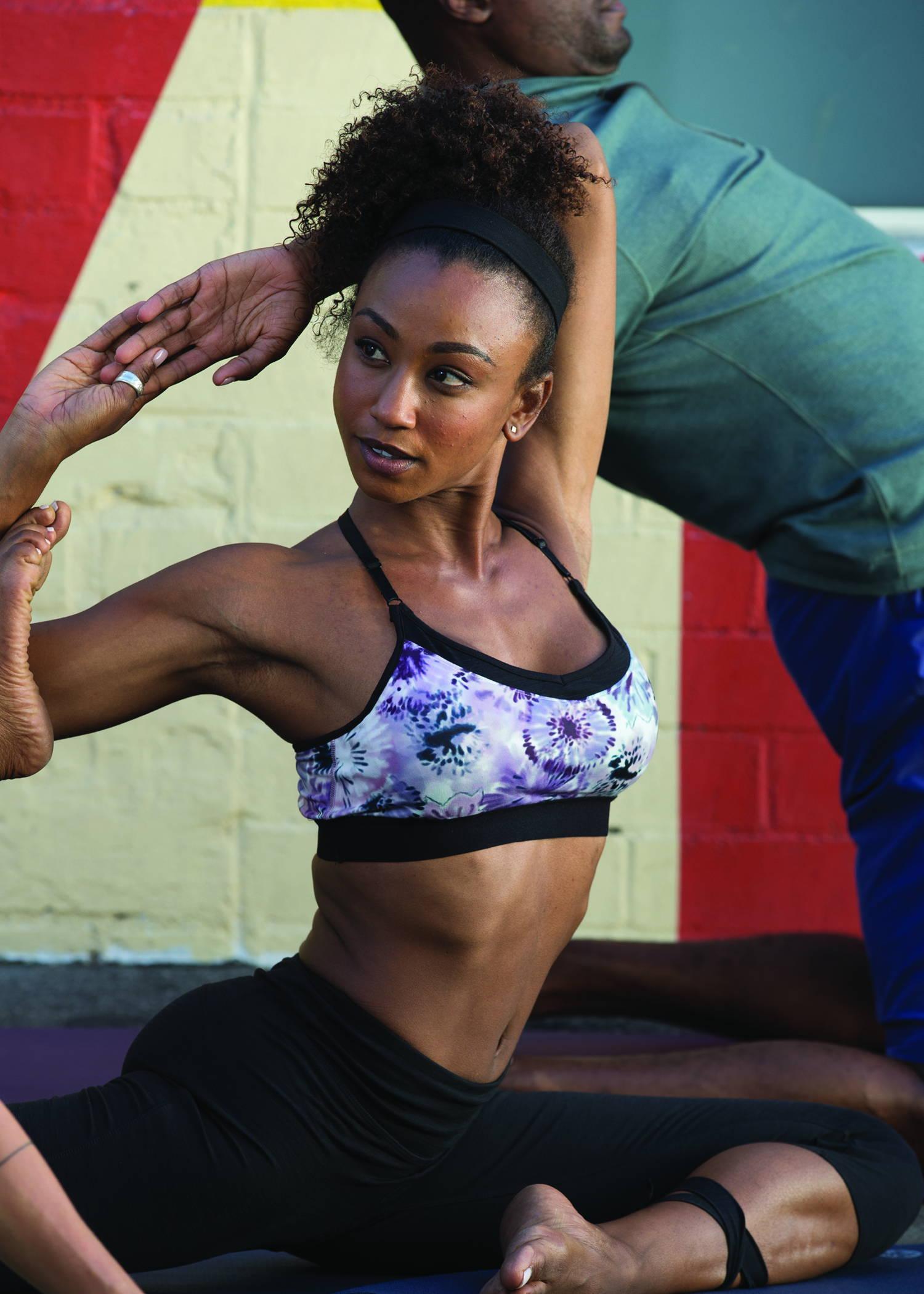 Mermaid Pose | Mukha Yoga