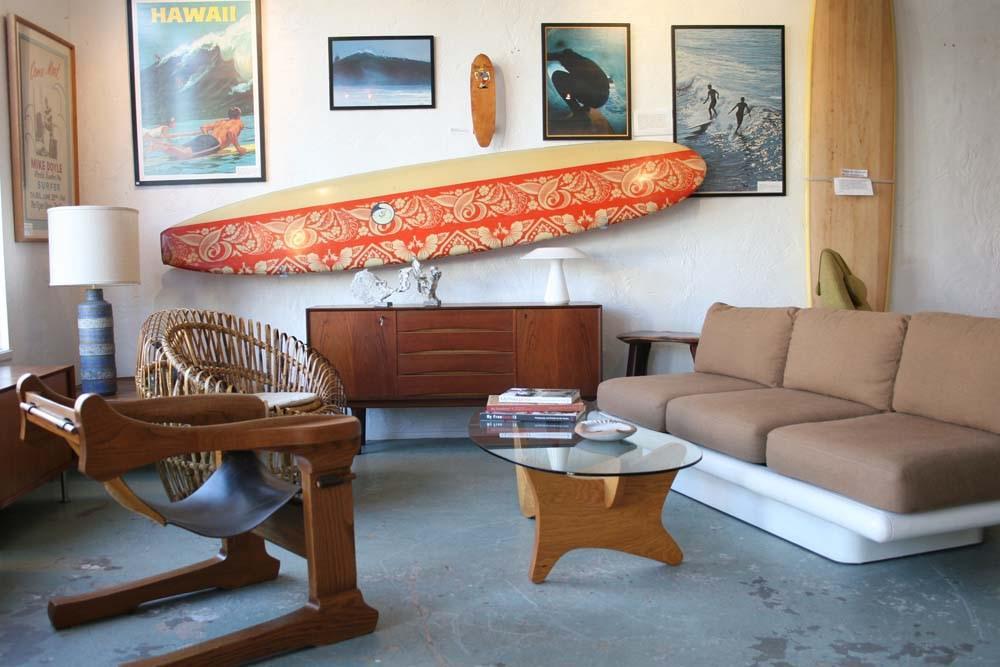 Surfing Cowboys Home Store Abbot Kinney Blvd Venice CA