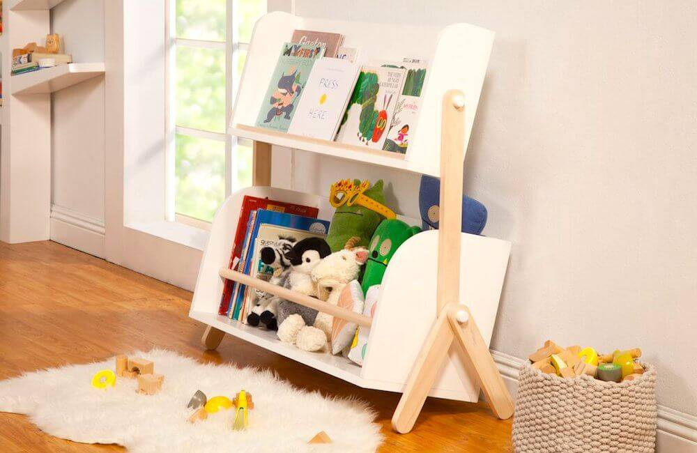 Functional Toddler Room Ideas