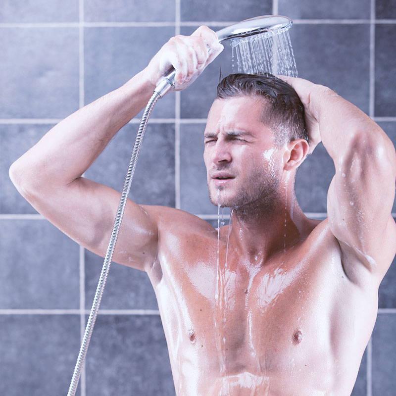 toupee for men shower