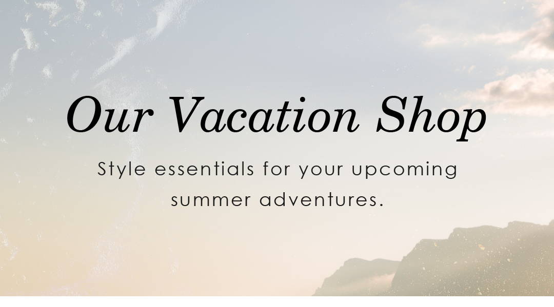The Vacation Shop