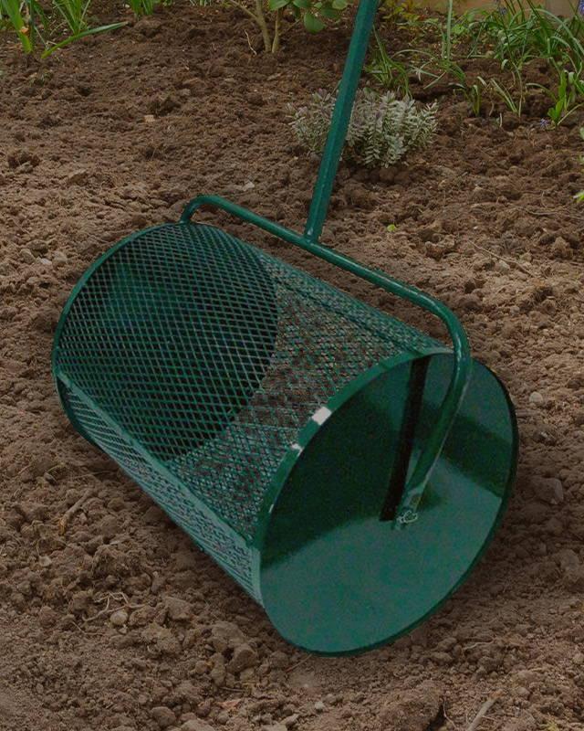 Peak Seasons Compost Spreader Back in Stock!