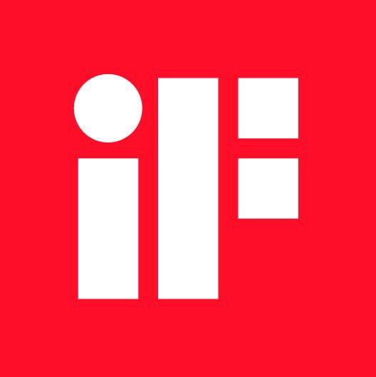 iF design award winner 2018