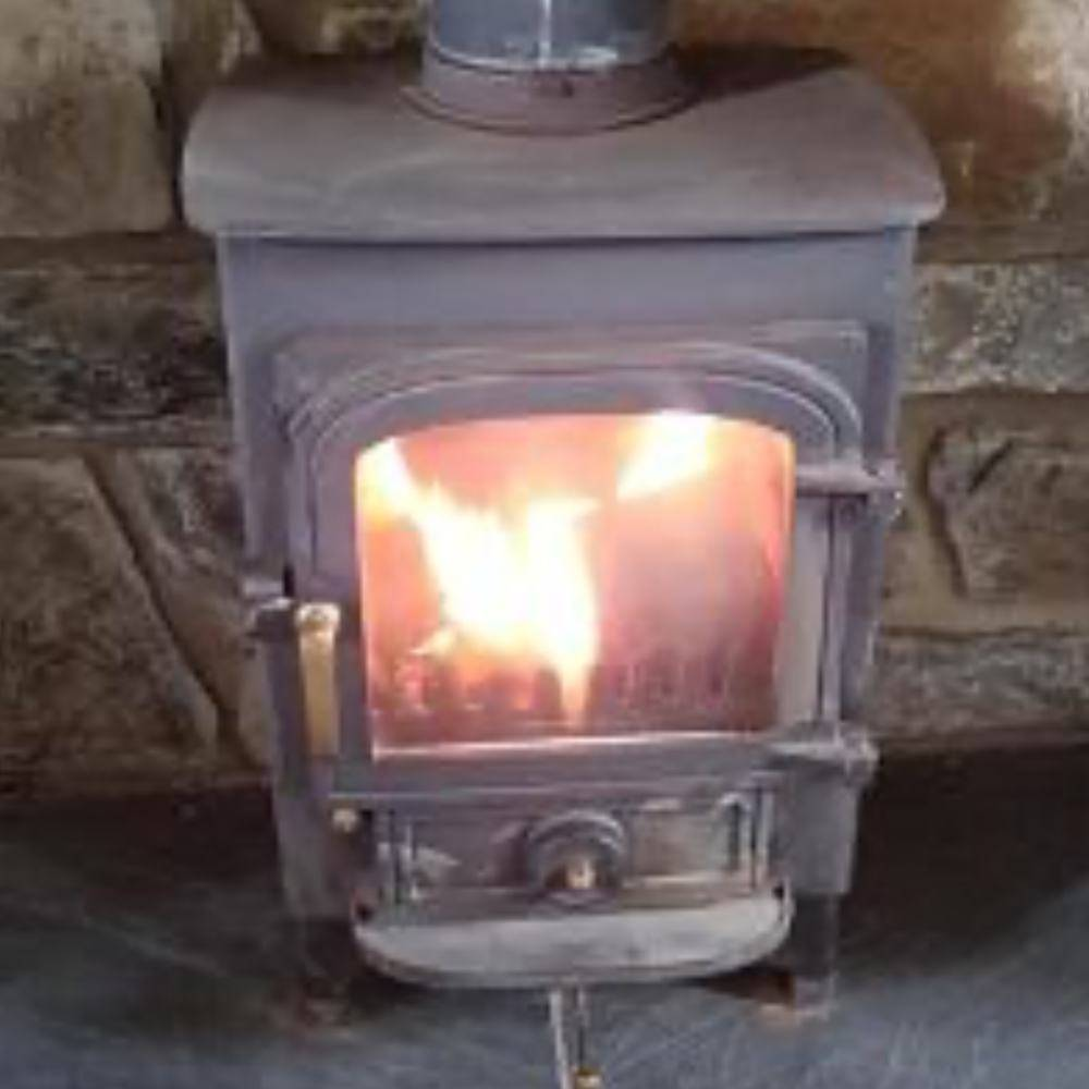Clearview stove