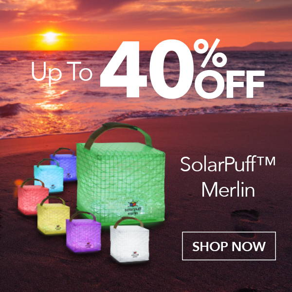 SolarPuff Merlin